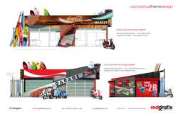 Conceptual Themed Facilities Design