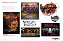 Halloween Art & Logos