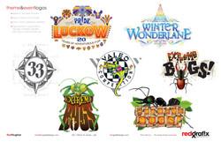 Theme & Event Logos