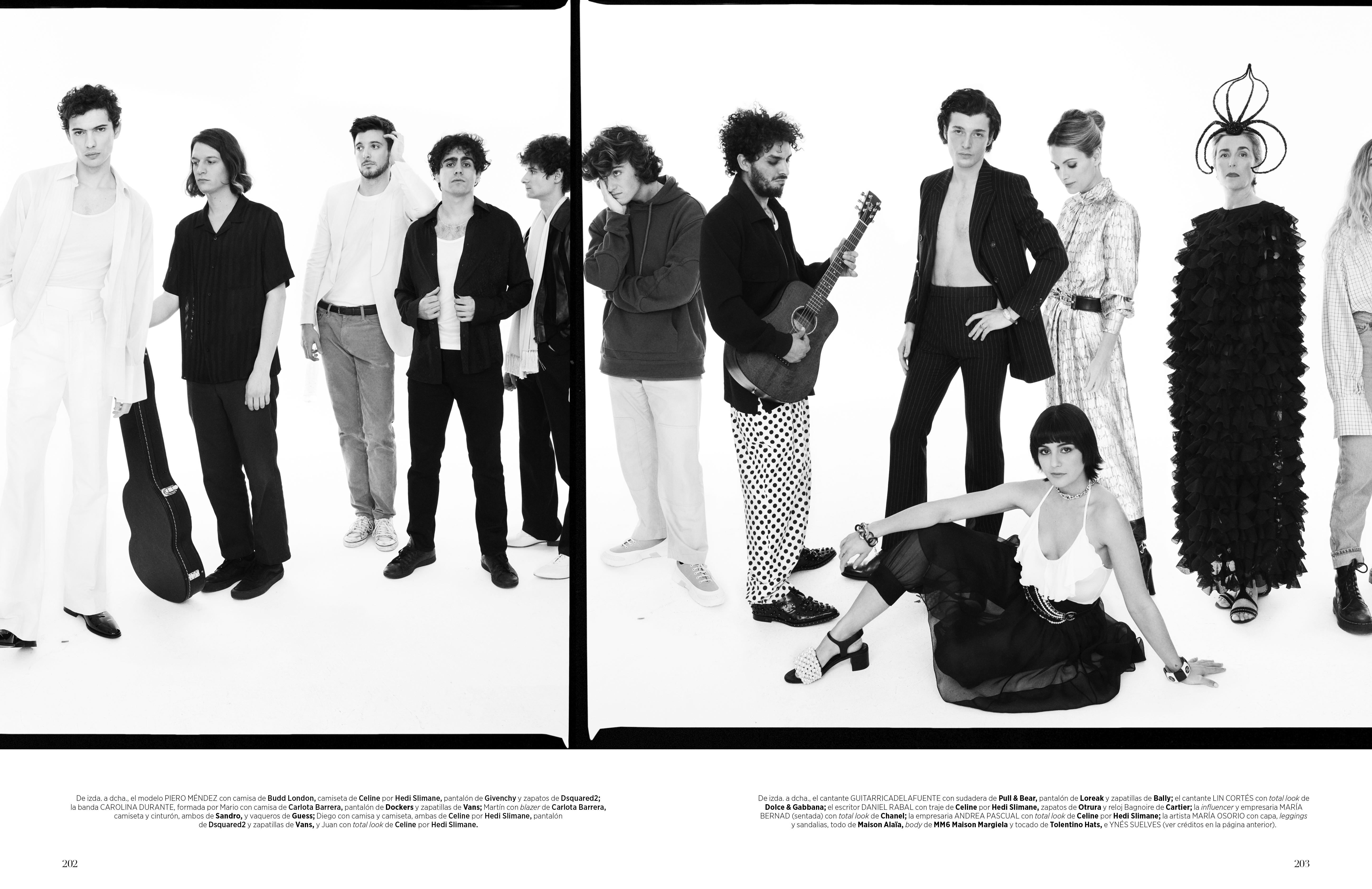 Harpers Bazaar Aniversario