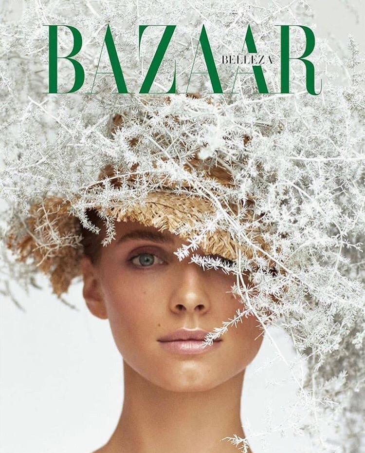 Harpers Bazaar Abril 2020