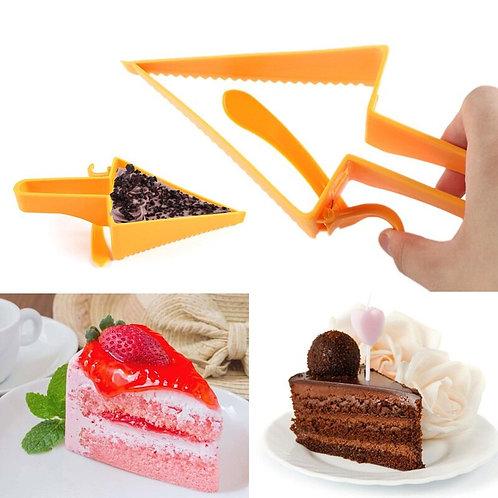 Triangle-Design Adjustable Cake Cutter Cake Slicer Baking Cutter Tool