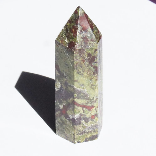 Dragon's Blood Jasper Crystal Points 6cm