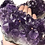 Thumbnail: High Grade Large Amethyst Cluster from Uruguay