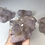 Thumbnail: Lilac Spirit amethyst Cluster with lovely Points from South Africa