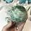 Thumbnail: Chrysocolla and Malachite in Quartz Sphere