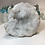 Thumbnail: White Quartz geode half from Morocco
