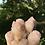 Thumbnail: Natural Lilac Spirit Amethyst Cluster from South Africa Spirit Quartz