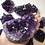 Thumbnail: Geode Amethyst Cluster from Uruguay dark Purple High Grade Amethyst