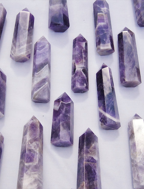 Dream Amethyst Crystal Points