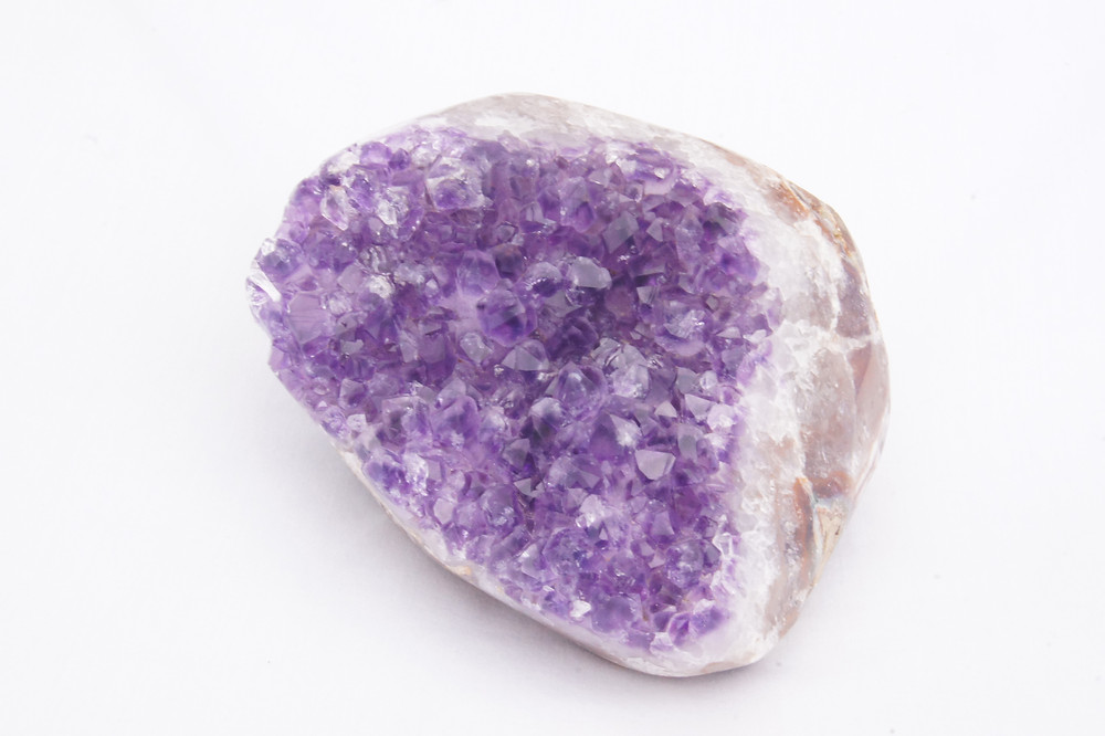 a large natural amethyst cluster for sale at crystality.co.uk