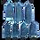 Thumbnail: Apatite Crystal Points