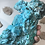 Thumbnail: XL Chrysocolla Botryoidal Formation with Malachite - double sided