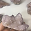 Thumbnail: Lilac Spirit Amethyst Cluster from South Africa Medium Sized Spirit Quartz