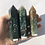 Thumbnail: Moss Agate Points
