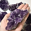 Thumbnail: A Grade Amethyst Cluster from Uruguay