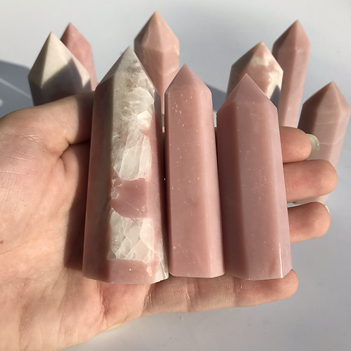 Pink Opal Points