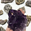 Thumbnail: High Grade Amethyst Cluster with Large Points from Uruguay