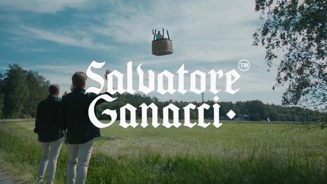 SALVATORE GANACCI - HIGH IQ SHORTS