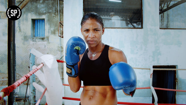 NAMIBIA — THE CUBAN WOMEN'S BOXING REVOLUTION