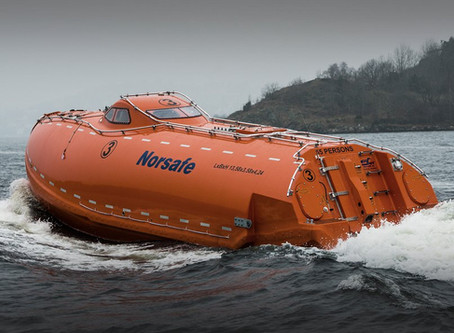 Up to 95% Cost Savings for Norsafe