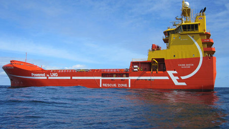 ZEM to install battery energy solution on the Eidesvik Viking Queen