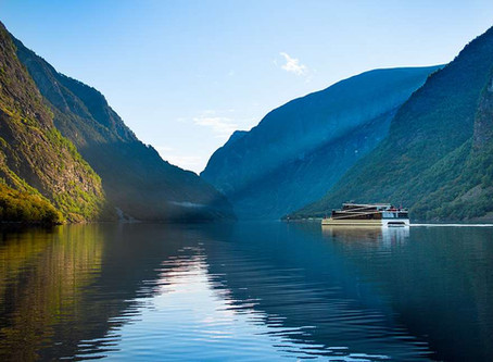 Vision of the Fjords Recognised as Ship of the Year