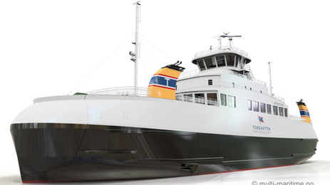 ZEM Wins Electric Ferry Contract