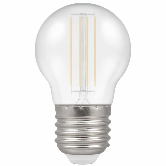LED Filament Harlequin Round • 4.5W • White • ES-E27 13940