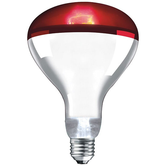 Infrared Reflector Ruby • 250W • 1500K • ES-E27