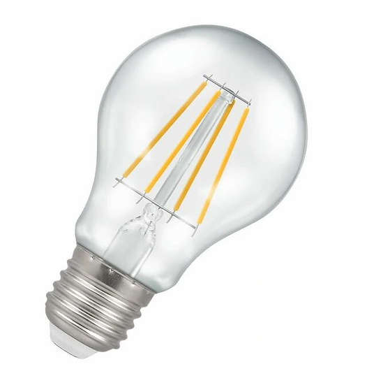 LED GLS Filament Clear • Dimmable • 7.5W • 2700K • ES-E27 4214