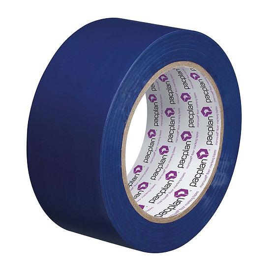 Pacplan® Floor Marking Tape 50mm x 33m – BLUE