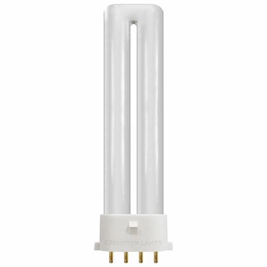 CFL PLS Single Turn SE Type • Dimmable • 7W • 4000K • 2G7 4-Pin