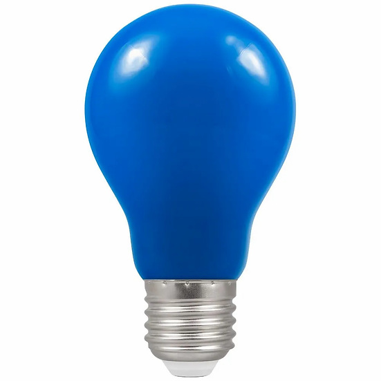 LED GLS Coloured • 1.5W • Blue • ES-E27 4115