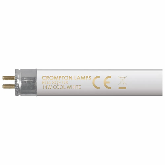 Fluorescent T5 Triphosphor (HE) 2ft • 14W • 4000K • G5 FTT514SPCW