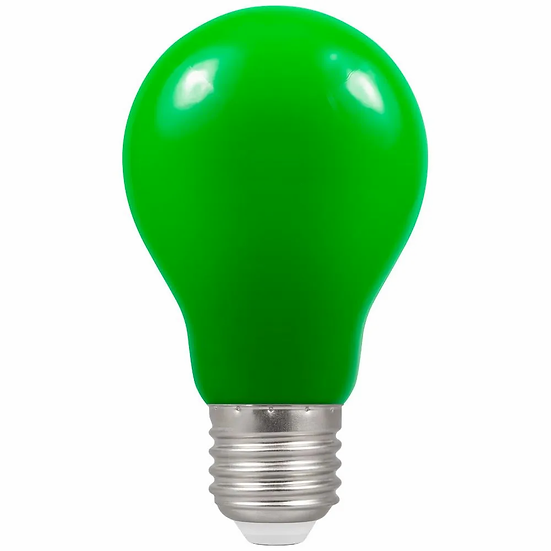 LED GLS Coloured • 1.5W • Green • ES-E27 4139