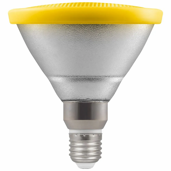 LED PAR38 Coloured • 13W • Yellow • ES-E27 4511