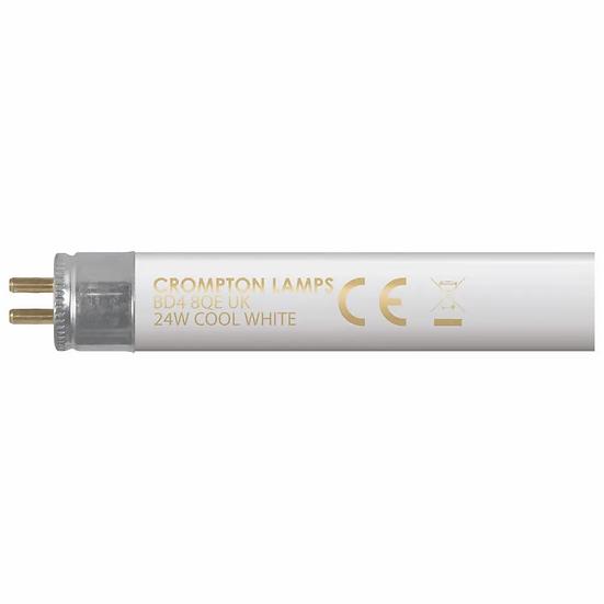 "Fluorescent T8 Triphosphor 18"" • 15W • 4000K • G13"