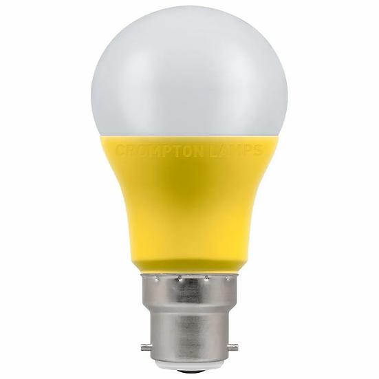 LED GLS Thermal Plastic • 110V • 9W • 2700K • BC-B22d 11915