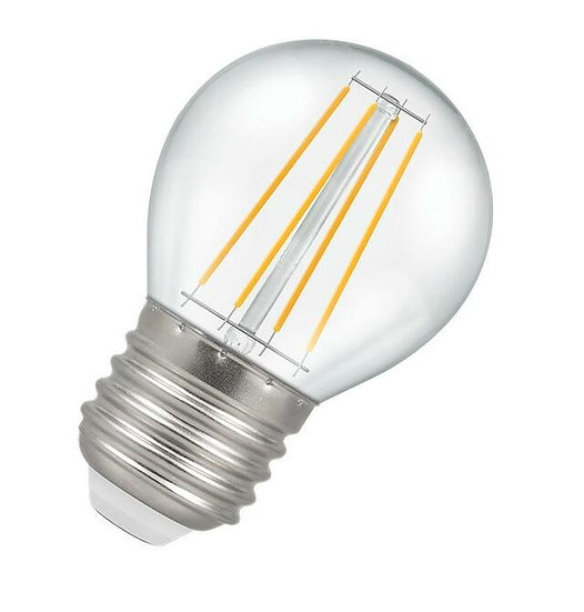 LED Round Filament Clear • Dimmable • 5W • 2700K • ES-E27 7239