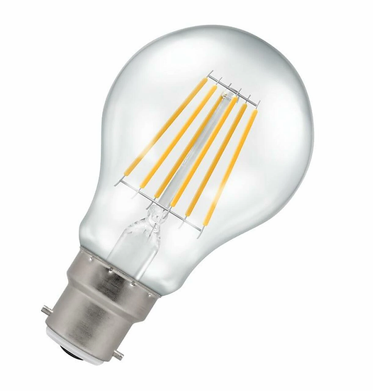 LED GLS Filament Clear • Dimmable • 7.5W • 2700K • BC-B22d 4207