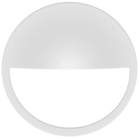 Eyelid Cover For CCT & W Adjustable White Bulkhead