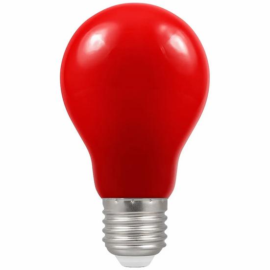 LED GLS Coloured • 1.5W • Red • ES-E27 4153