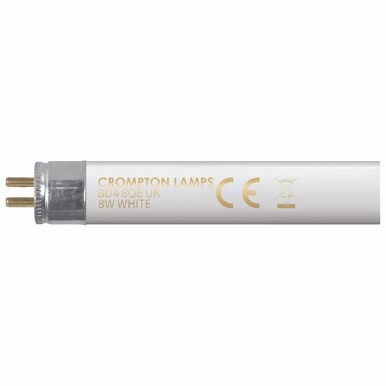 "Fluorescent T5 Halophosphate 12"" • 8W • 3500K • G5"