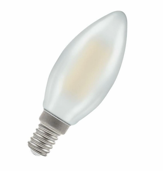 LED Candle Filament Pearl • Dimmable • 5W • 2700K • SES-E14 7208