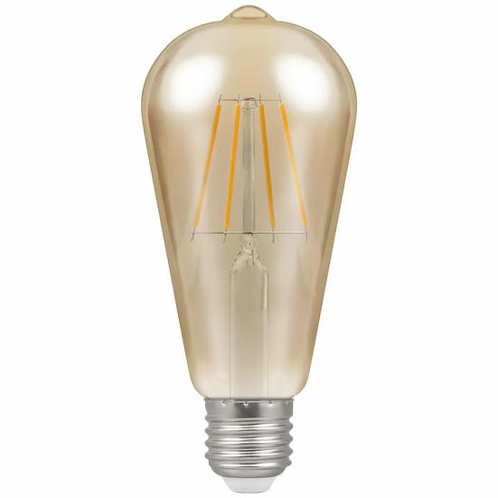 LED ST64 Filament Antique • Dimmable • 5W • 2200K • ES-E27 4238