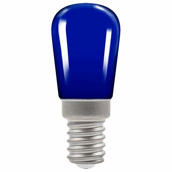 LED Coloured Sign • 1.3W • Blue • SES-E14 9073