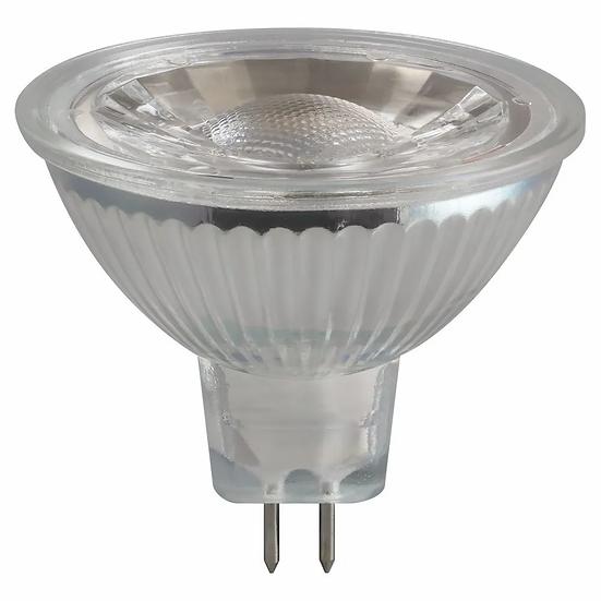 LED MR16 Glass COB 12V • 5W • 2700K • GU5.3 3293