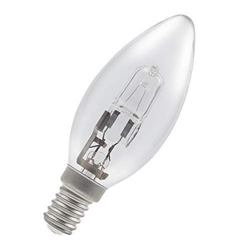 20 X OSRAM 20W = 25W SES / E14 CANDLE HALOGEN