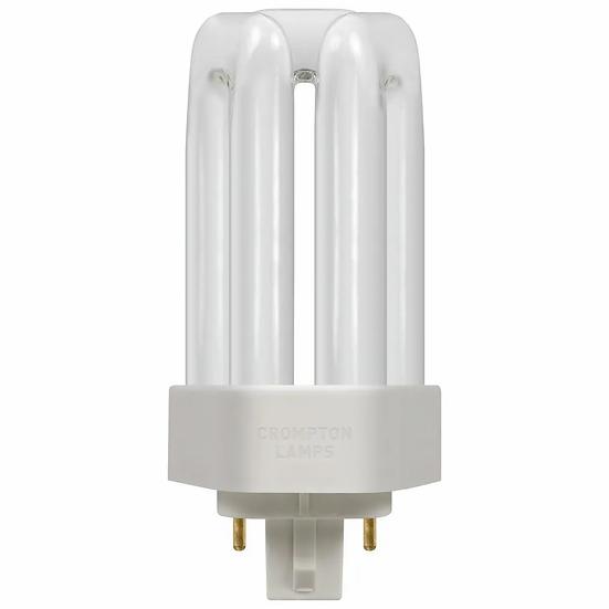 CFL PLT Triple Turn TE Type • 13W • 4000K • Gx24q-1 4-Pin